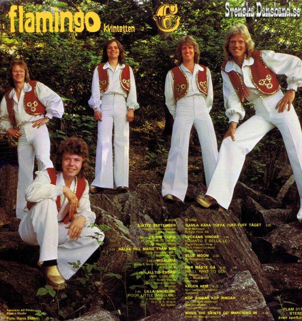Flamingokvintetten - 12