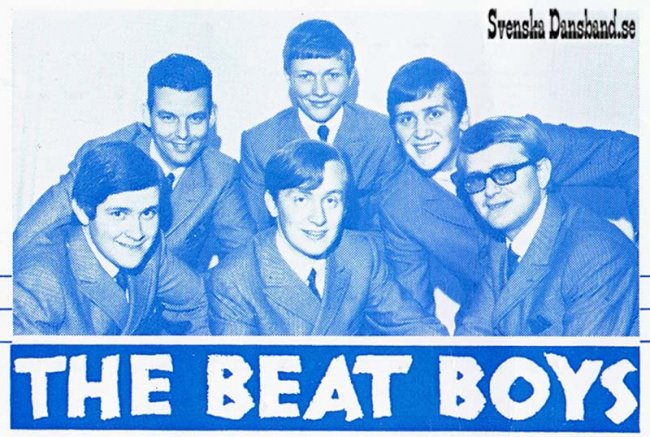 THE BEAT BOYS (1967)
