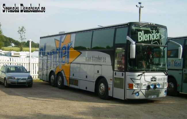 BLENDERS TURNÉBUSS (2009)