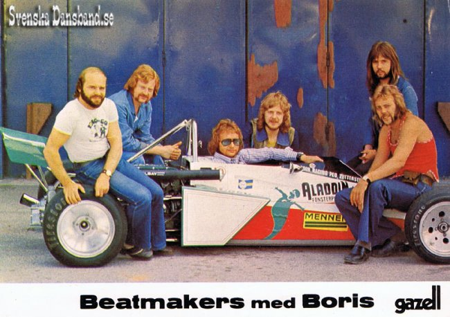 BEATMAKERS (1974)