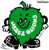 MATZ BLADHS (decal)