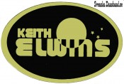 KEITH ELWINS (decal)