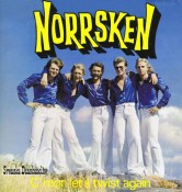 "NORRSKEN LP (1976) ""C'mon let's twist again"" A"